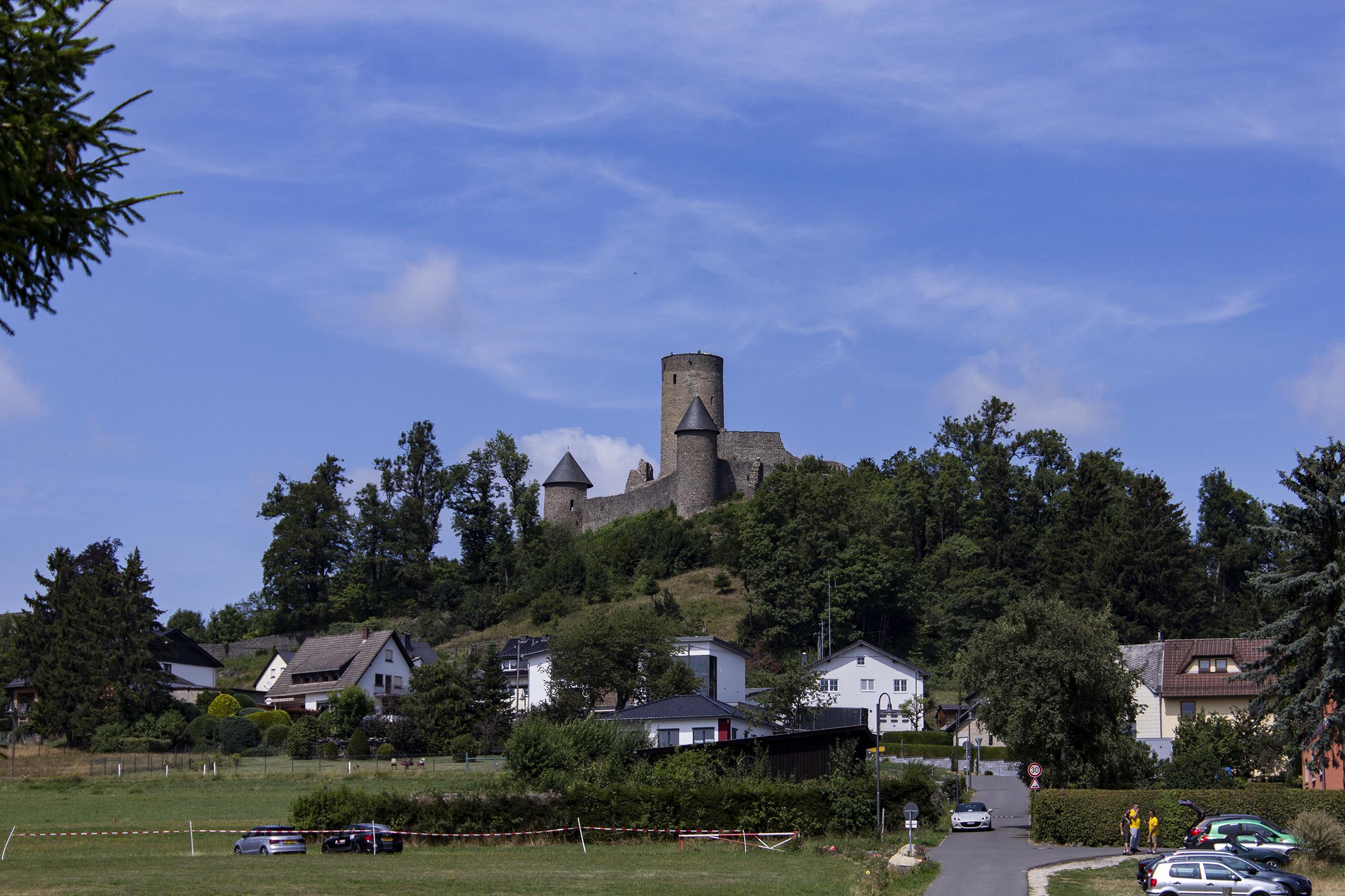 Burcht Nürburg