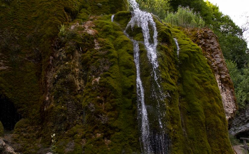 Dreimühlen waterval